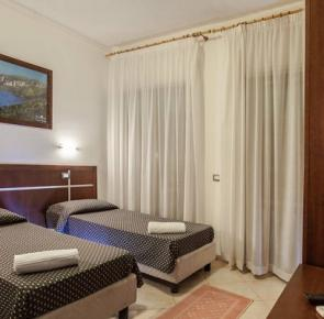 Double Room with Separate Beds